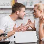 Karriere oder Beziehung - Streit
