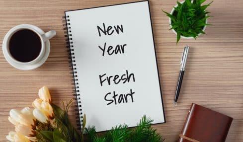 Neues Jahr, frischer Start