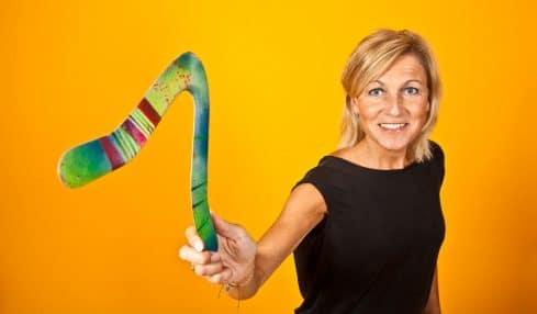Boomerang-Bewerbung