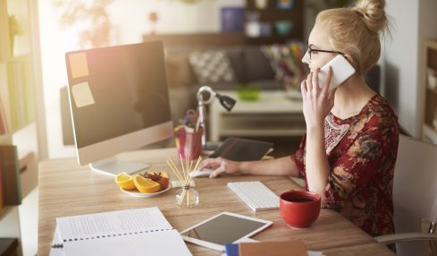 Home Office Routine in Corona Zeiten