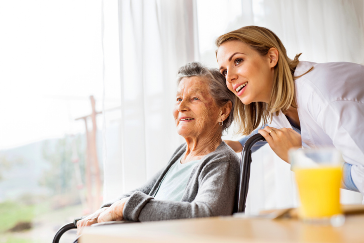 Bewerbung Altenpfleger