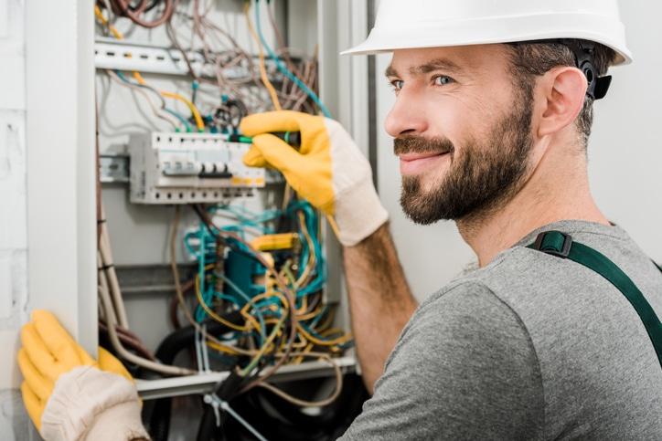 Bewerbungsvorlage Elektroniker