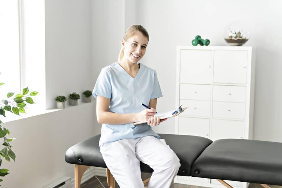 Bewerbungsvorlage Arzthelfer/in