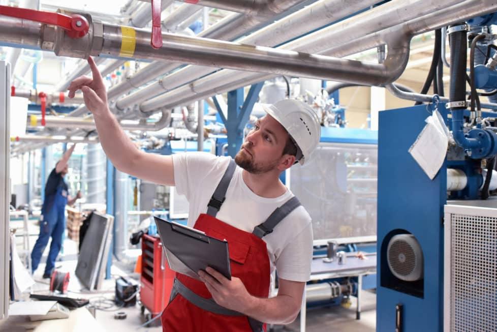 Bewerbungsvorlage Industriemechaniker/in
