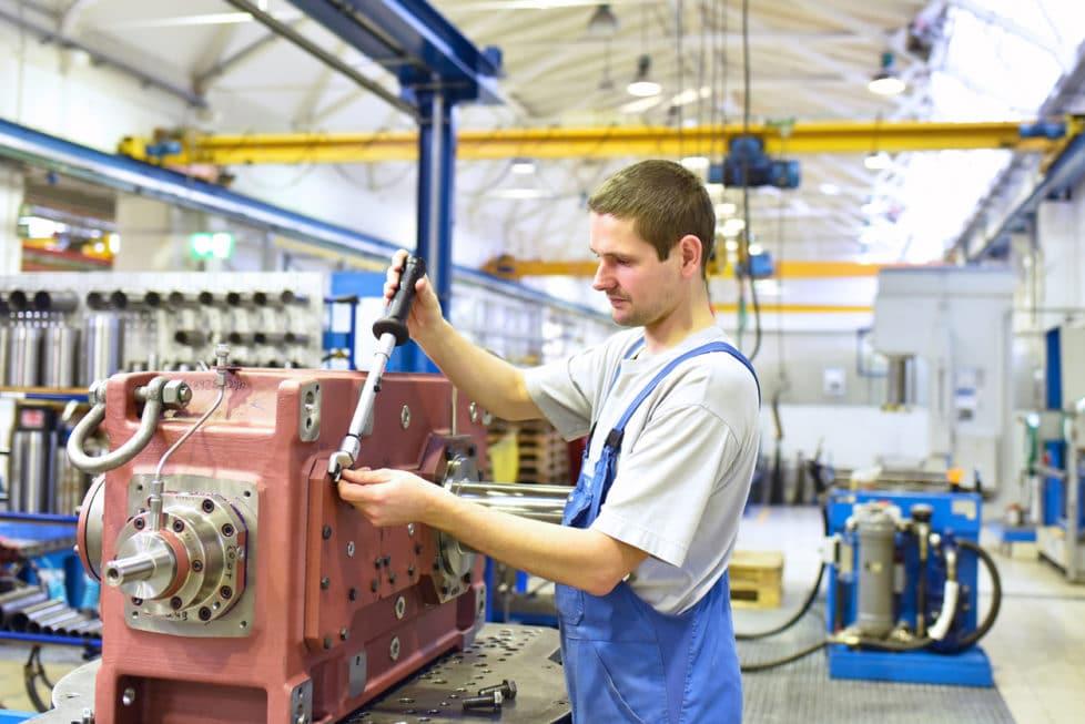 Bewerbungsvorlage Altenpfleger/in - Copyright: industryview