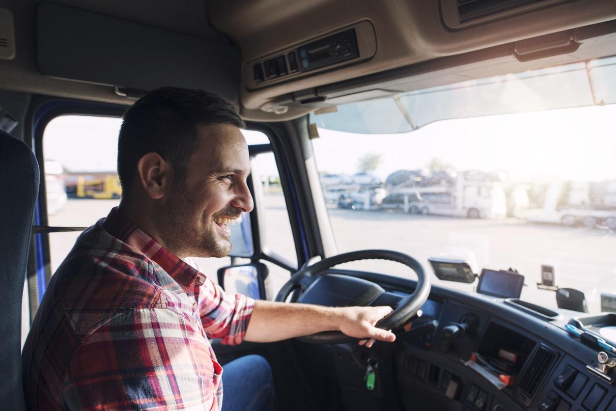 Bewerbungsvorlage Kraftfahrer/innen
