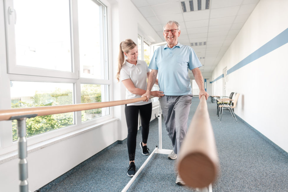 Bewerbungsvorlage Physiotherapeut/in