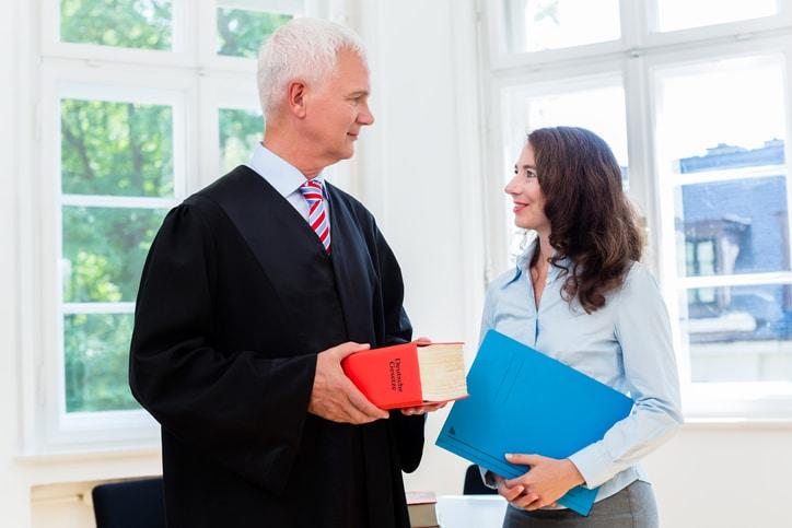 Bewerbungsvorlage Rechtsanwaltsfachangestellte/r