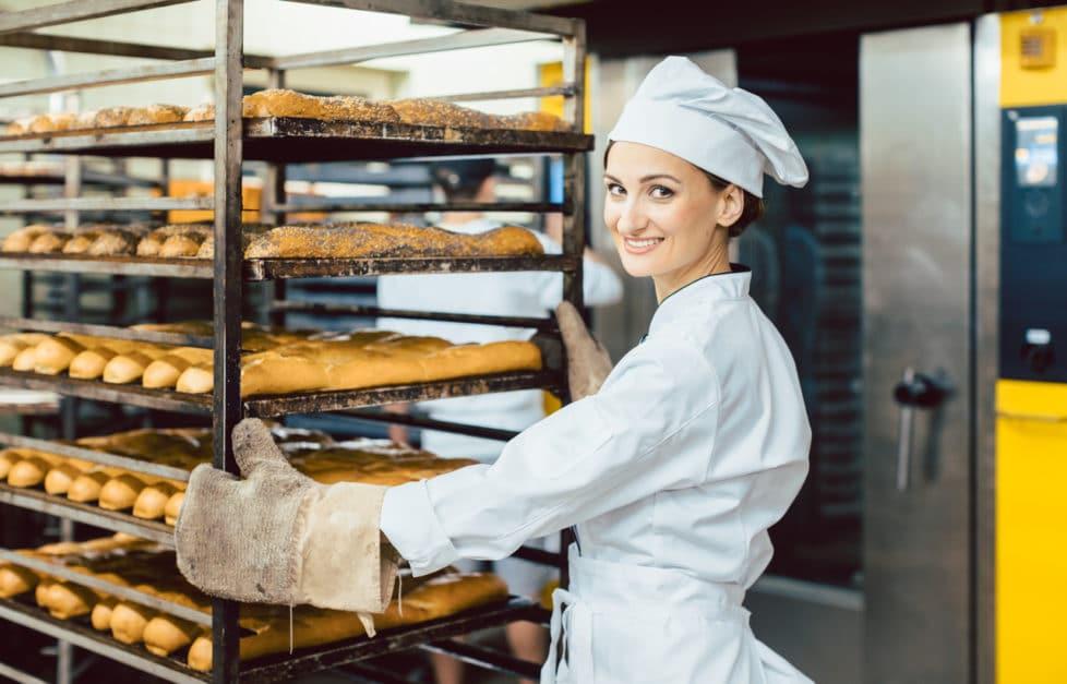 Bewerbungsvorlage Bäcker/in