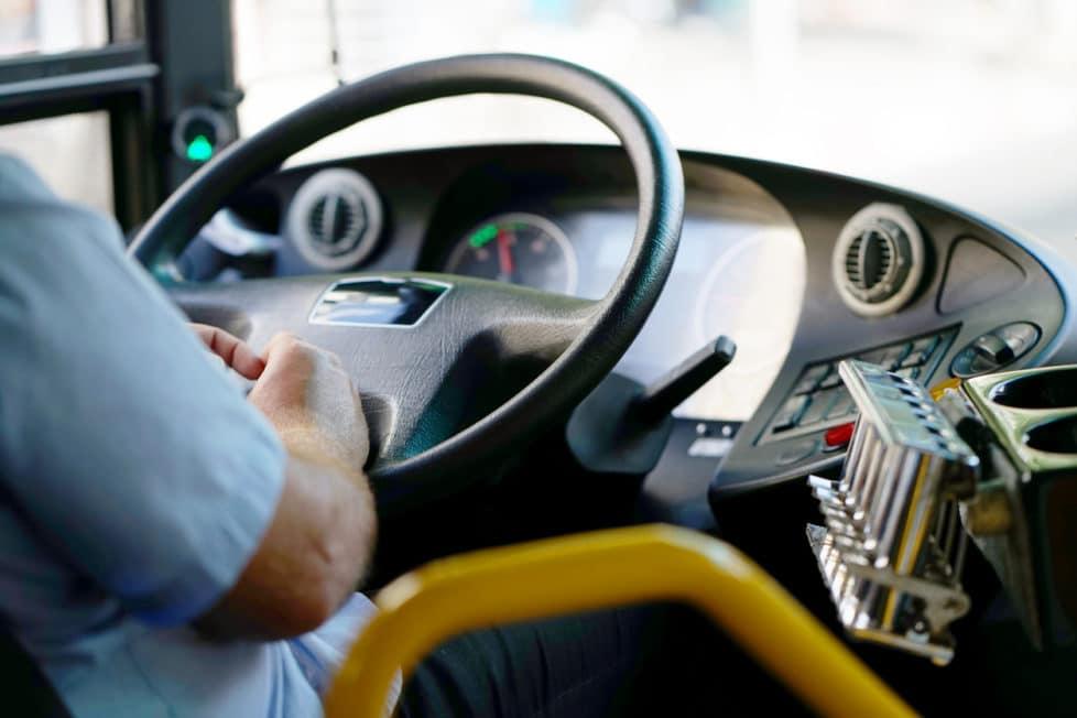Bewerbungsvorlage Busfahrer/in