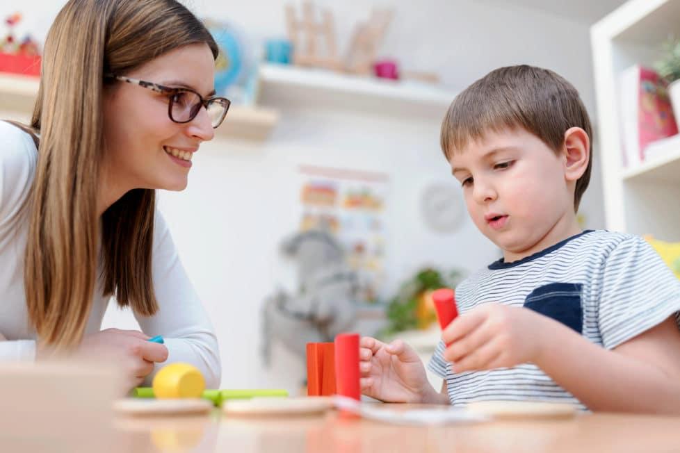 Bewerbungsvorlage Kinderpfleger/in