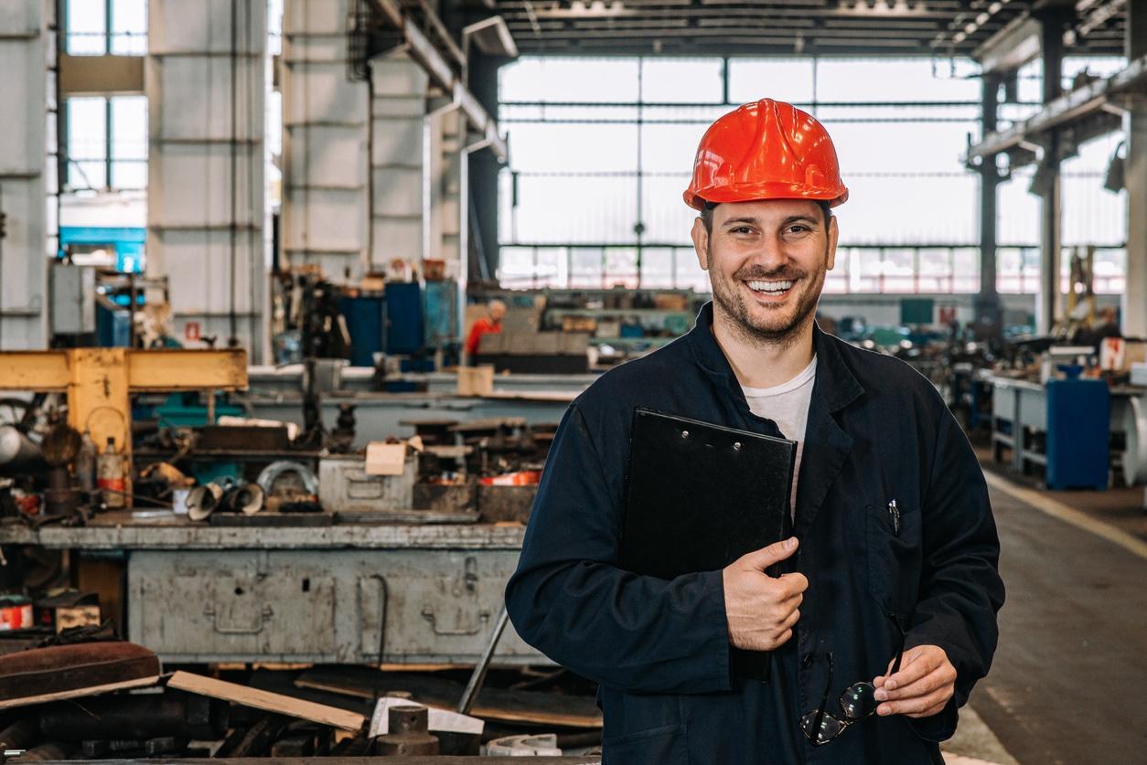 Fachkraft für Metalltechnik in der Industrie