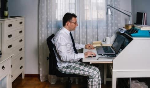 Home Office ist die Zukunft