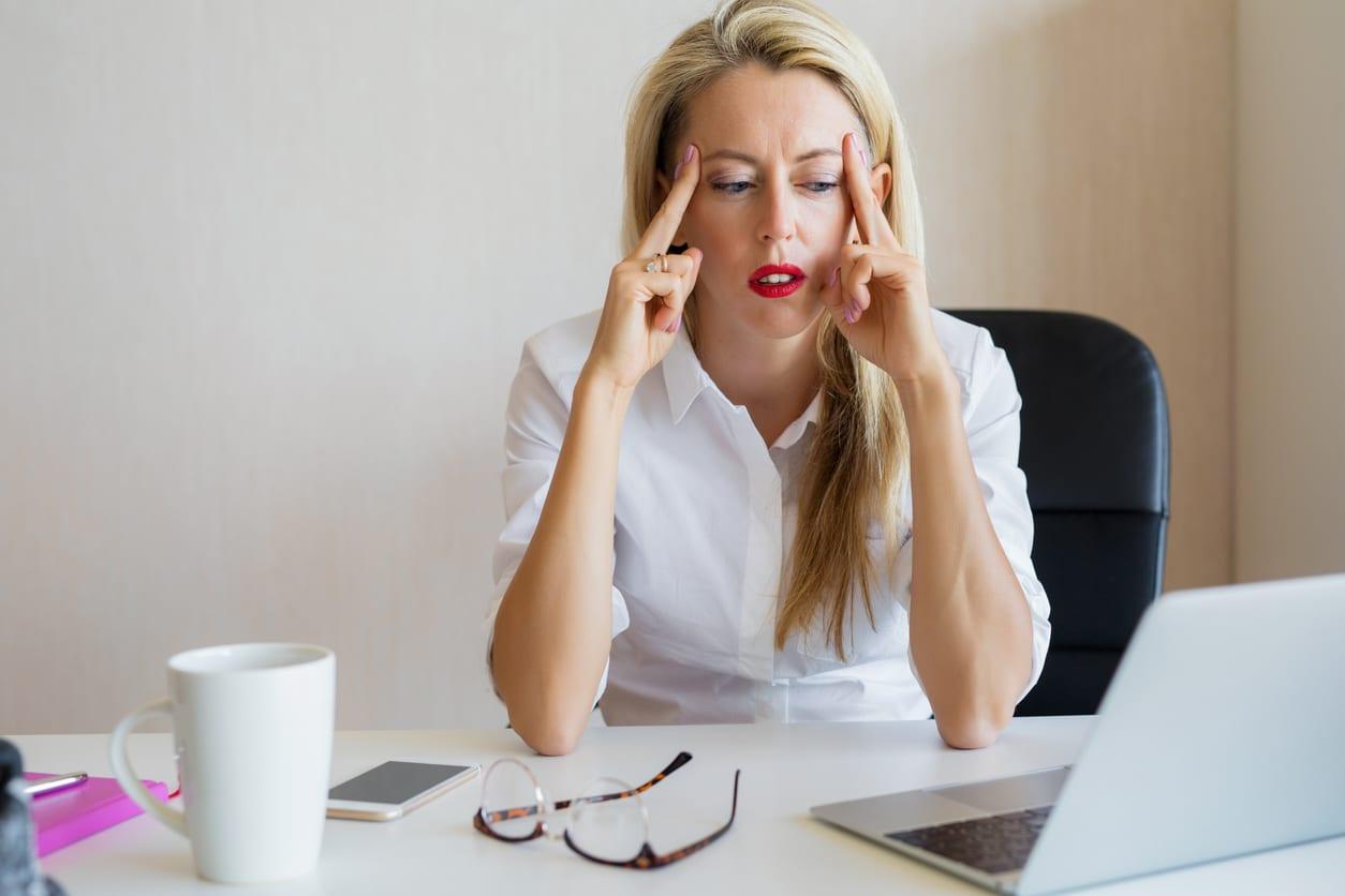 Burnout, Depressionen - Psychische Gesundheit am Arbeitsplatz im Home-Office