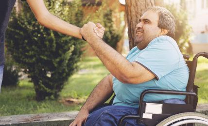 Pflegekraft - Stationäre Pflege für Behinderte