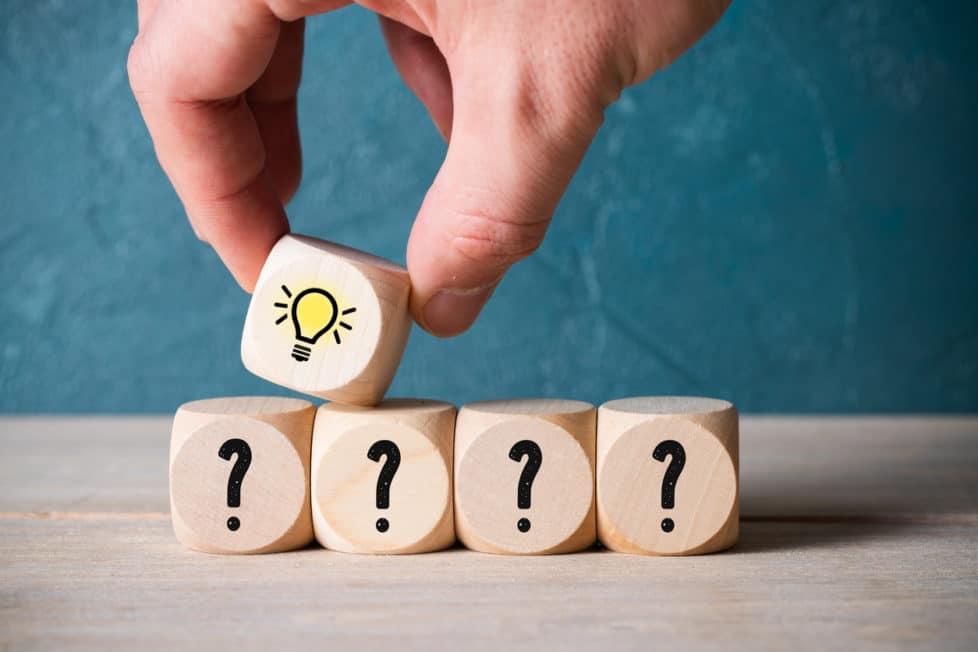 Tipps zur Formulierung der Anfrage