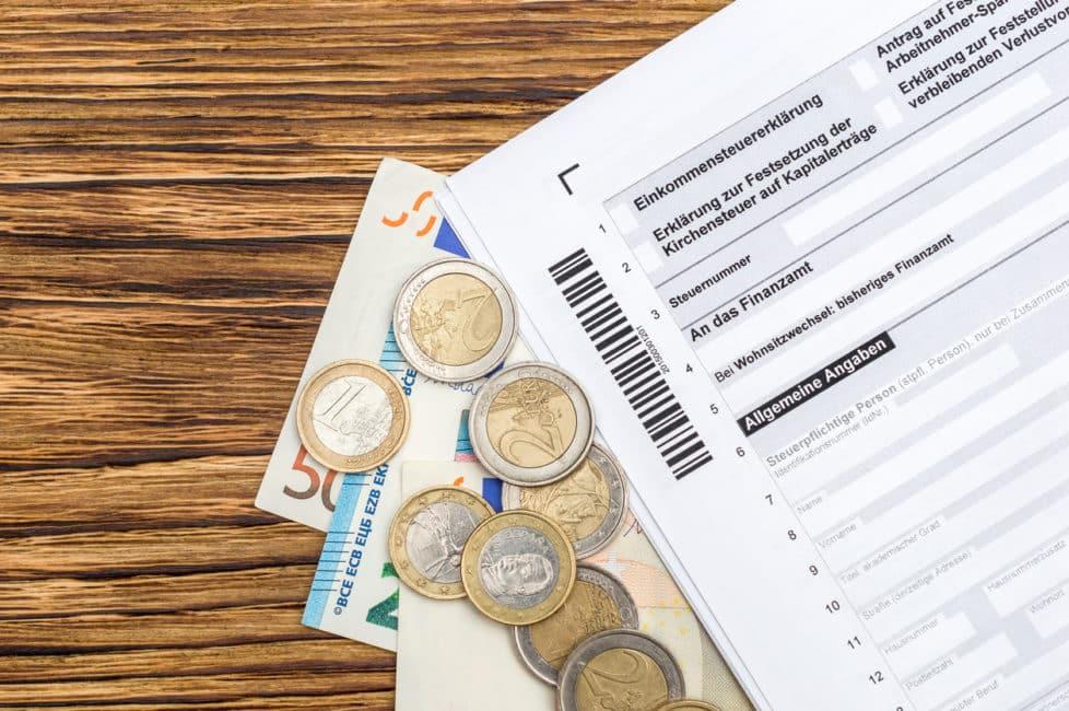 Steuernachzahlung Steuerklasse 1