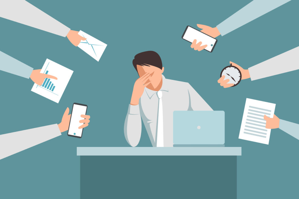 Burnout - stellenanzeigen.de - careeasy Karrieremagazin