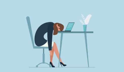 Burnout wenn alles zu viel wird stellenanzeigen.de careeasy magazin