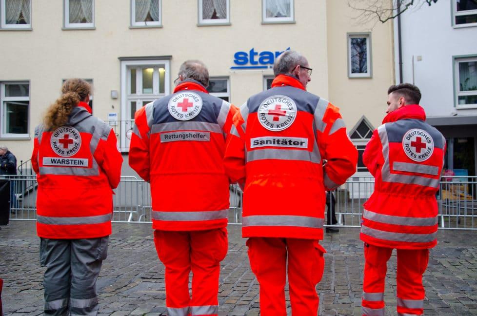 Jobs in Berlin stellenanzeigen.de - careeasy Karrieremagazin - Deutsches rotes Kreuz