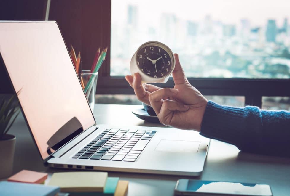 Tipps um einen vollen Tag zu meistern - stellenanzeigen.de - careeasy Karrieremagazin - Zeitmanagement