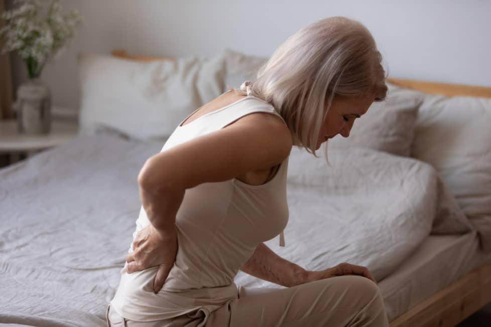 Berufskrankheit Rückenschmerzen