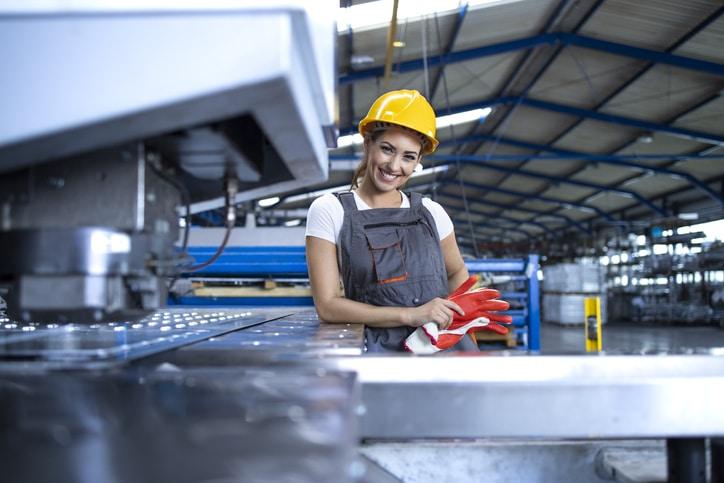 Bewerbungsvorlage Produktionsmitarbeiter