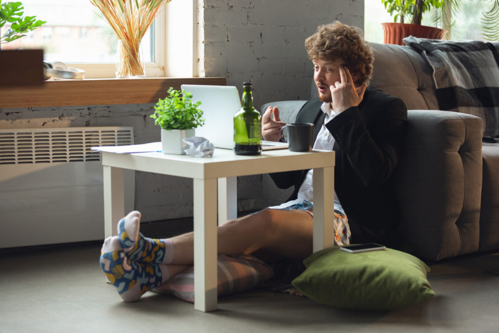 Home Office Outfit - stellenanzeigen.de - careeasy Karriemagazin