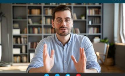 Remote Vorstellungsgespräch - stellenanzeigen.de - careeasy Karriemagazin