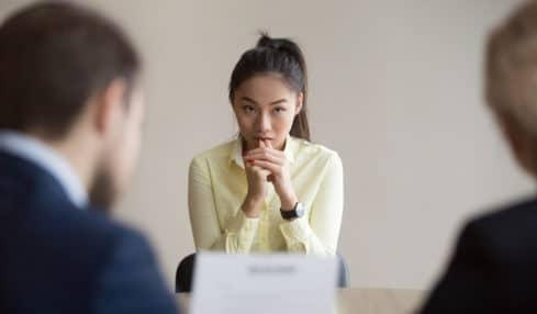 Angst vor dem Bewerbungsgespräch