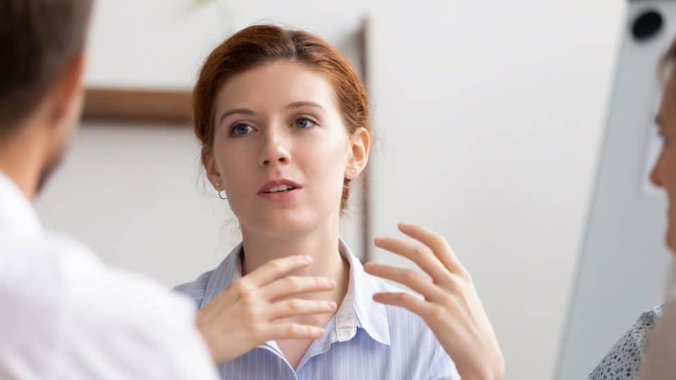 Angst vor dem Vorstellungsgespräch