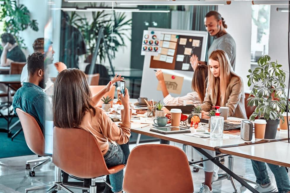 Coworking Space - stellenanzeigen.de - careeasy Karriemagazin